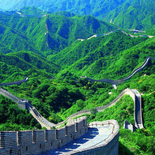 Maravillas de China y Hong kong