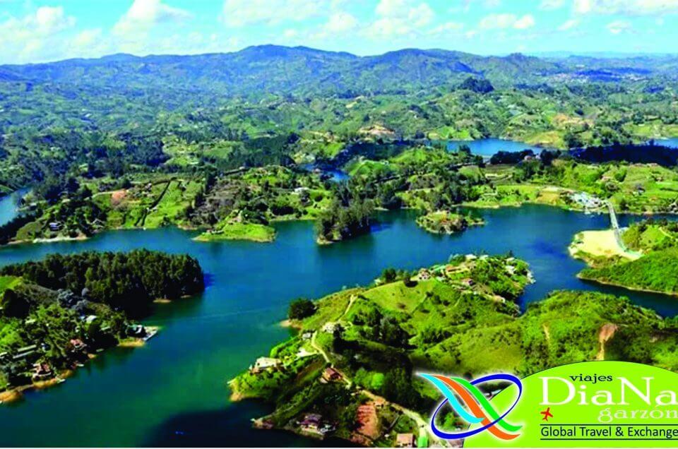 Destinos paradisíacos en Colombia..!!!